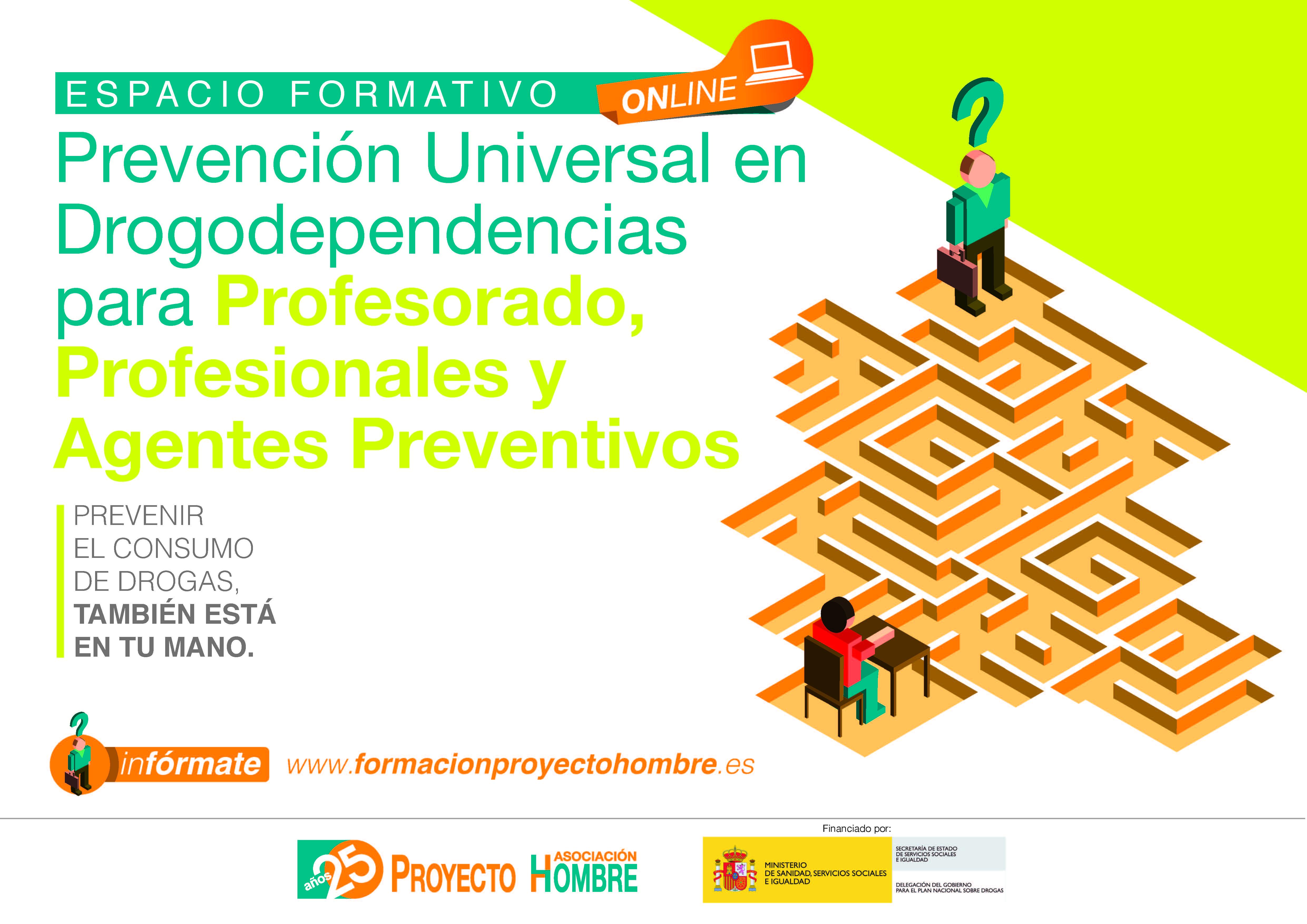 Curso prevención universal