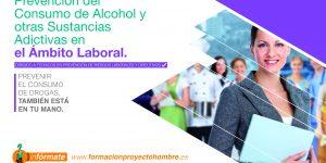 Prevención del Consumo de Alcohol y otras Sustancias Adictivas en el Ámbito Laboral